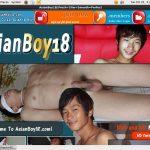 Asian Boy 18 Con