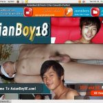 Asian Boy 18 Discount Membership