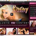 Britney Amber Membership Plan