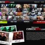 Czech Spy Porn Account