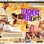 Teachers Feed Girls Premium Account Free