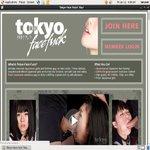 Tokyo Face Fuck Working Passwords