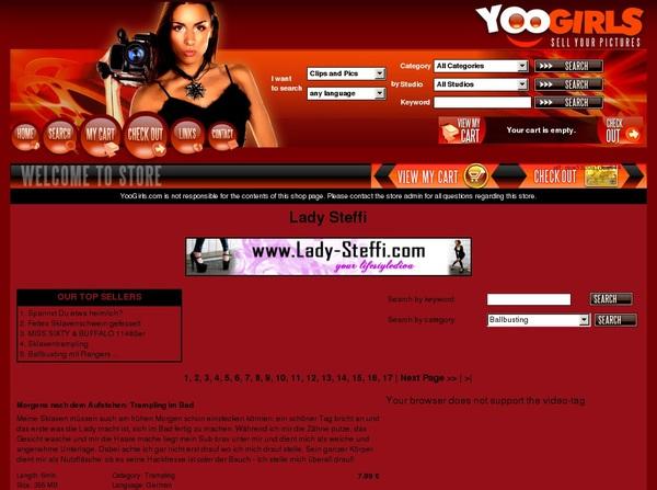 Free Lady Steffi Movies