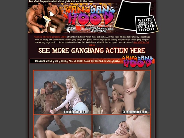 Gang Bang Hood Discount Url