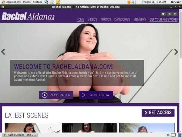 Rachel Aldana Premium Acc