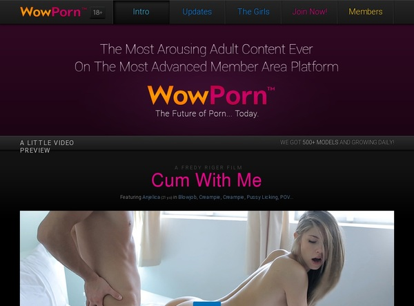Wow Porn With AOL Account