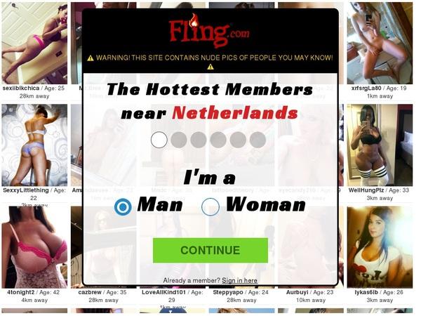 Fling Blog