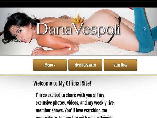 Porn Dana Vespoli