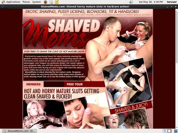 Shaved Moms Ccbill
